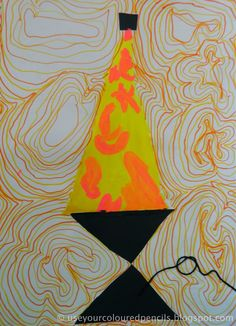 Use Your Coloured Pencils: Lava Lamps