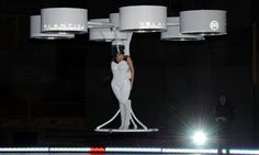 Lady Gaga wears world's first flying dress (video) Paragon Monday Morning LinkFest