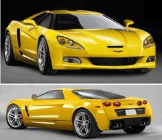 2014 C7 #Corvette Concept