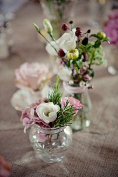 Flowers and herbs and prettiness