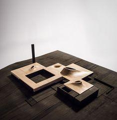 Architectural Model - Allied Works Architecture — Arvo Pärt Centre