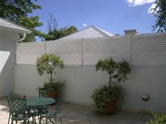 Awesome fencing ideas for South African gardens (From Aqeelah Bawa-Osman)