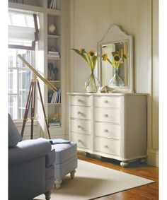 Stanley Furniture » Dressers & Chests » Coastal Living CottageWeekend Dresser