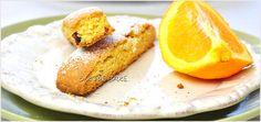 Pomarańczowe biscotti z migdałami - przepis - I Love Bake Biscotti