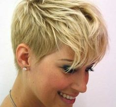 20 Very Short Pixie Cuts | The Best Short Hairstyles for Women 2015