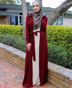 Pinterest: @adarkurdish Modest Wear, Modest Dresses, Modest Outfits, Modest Clothing, Maxi Dresses, Islamic Fashion, Muslim Fashion, Modest Fashion, Fashion Outfits