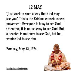 may month quotes prabhupada - Google Search