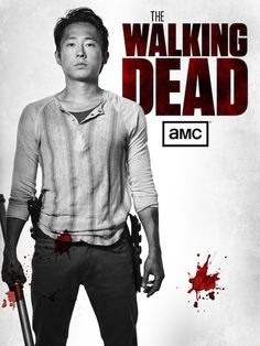 My Walking Dead favorite! Glenn (Steven Yeun)