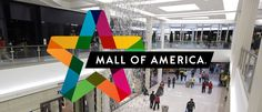 Mall of America® New brand/logo!!  #ONLYinMN  #exploremn