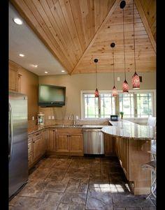 Pool House Interior Ideas