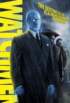 Dr. Manhattan (Jon Osterman)  Ozymandias (Adrian Veidt)  Nite Owl II (Daniel Dreiberg)