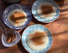 Κρέμα βανίλια   Συνταγή   Argiro.gr Greek Pastries, Food Categories, Custard, Milk, Sweets, Tableware, Desserts, Recipes, Greece
