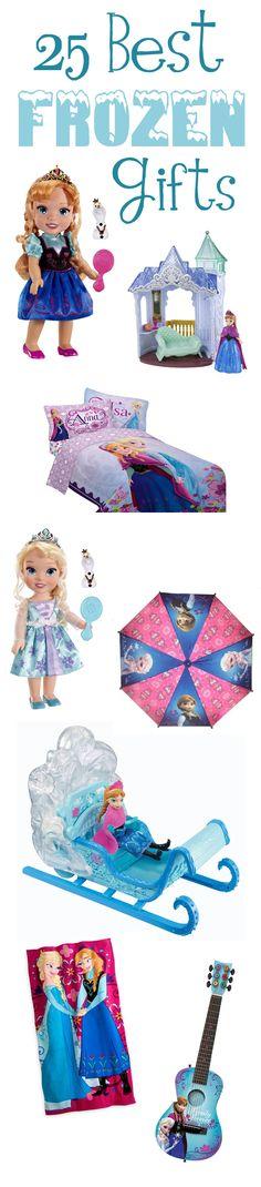 25 Must-Have Disney Frozen Gifts #disney #frozen #gift #ideas