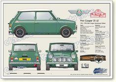 Automobiles - Gerhal272 - Mini Cooper 35 LE 1961-1996