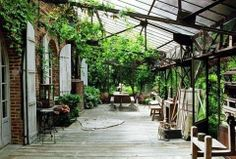 Garden / Conservatory