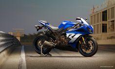 Yamaha R1 concept on Behance