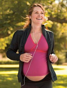 pregnancy fitness.