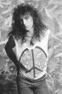 Jason Becker, 1989