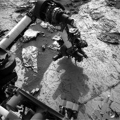 Curiosity Sol 1464 Image