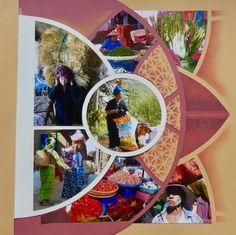 Femmes birmanes