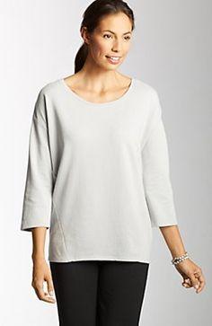 Pure Jill sweatshirt | www.jjill.com