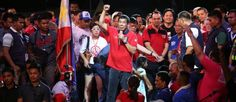 Filipinos are casting their votes on Monday for a new president, with a tough-talking straight-shooting Donald Trump type of candidate po...