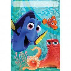Finding Dory Favor Bags (8 Pack)