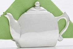 Teapot Napkin Holder