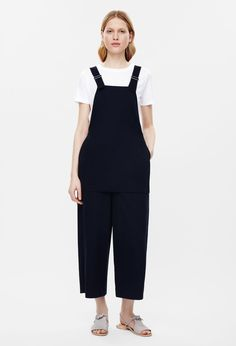 COS - Dungaree culottes