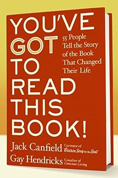 You've GOT to Read This Book!: 55 People Tell the Story of the Book That Changed Their Life by Jack Canfield http://www.amazon.com/dp/0060891696/ref=cm_sw_r_pi_dp_gbRrwb0Q9SFMX