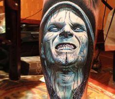 Star wars tattoo war tattoo and falcon tattoo on pinterest for Luke skywalker tattoo