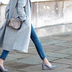 Block heels and pate