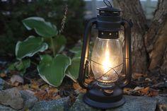 Electric Hurricane Lanterns Table Lamps by MikeMBurkeDesigns Vintage Lanterns, Lanterns Decor, Hanging Lanterns, Battery Operated Lanterns, Battery Lamp, Hurricane Lanterns, Rustic Lamps, Rustic Table, Light Bulb Wattage