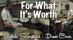 Buffalo Springfield - For What It's Worth Drum Cover