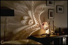 Creative ways to light up a room with amazing exotic gourd Lamps by Calabarte. Each gourd lamp is made from a gourd brought from Senegal and their exotic design is achieved after carefully selecting dried shells of gourd fruit and… Continue Reading →
