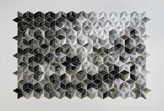 Matthew Shlian | BREATH CASTLES Black & Gold | Gild Assembly