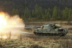 Norwegian Leopard 1