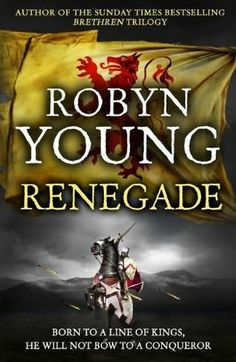 book cover of Renegade