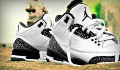 White Jordans♡