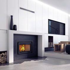 fast wie ein fernseher h ngt der bioethanol kamin tivoli an der wand er ist neben wei auch in. Black Bedroom Furniture Sets. Home Design Ideas