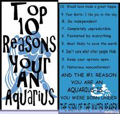 Aquarius - Zodiac