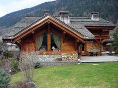 GATTO construction chalets vieux bois Haute Savoie 74