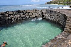 Cromwell's Cove – A Popular Swim Spot in Oahu, Hawaii –  Did not do this yet
