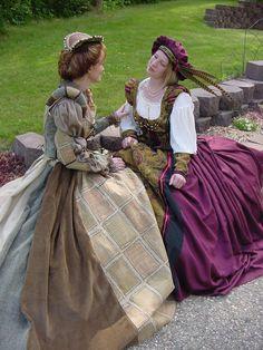 Renaissance Dresses, Victorian, Fashion, Moda, Fashion Styles, Fashion Illustrations