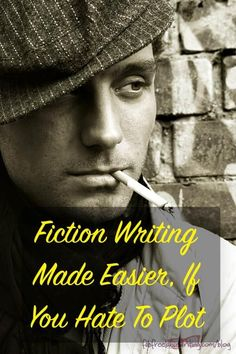 Plotting seems challenging, but it's simple: start with a problem. Fiction Writing Made Easier, If You Hate To Plot