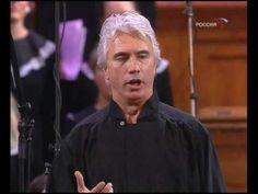 """Valentin's Aria,"" ""Faust,"" Gounod, Dmitri Hvorostovsky, 2008"