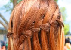 HAIRSTYLE: TRENZAS