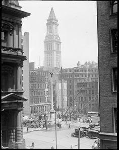Boston ~ Vintage view