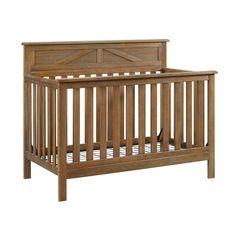 Headboard And Footboard, Headboards For Beds, Panel Headboard, Baby Boy Rooms, Baby Cribs, Baby Room, Nursery Layout, Nursery Ideas, Small Nurseries