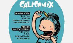 Festival Internacional Calicomix 2016